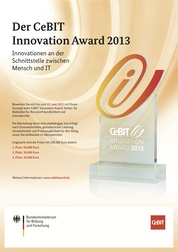 CeBIT Innovation Award
