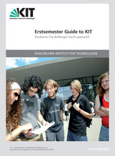 Erstsemester Guide to KIT