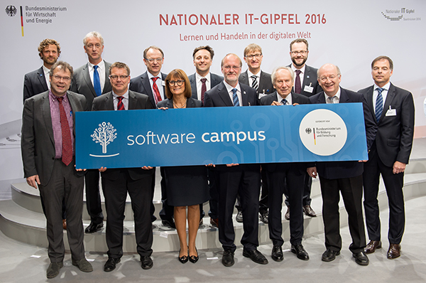 neue partner des Software Campus