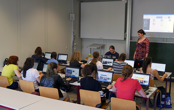 Science Camp Informatik
